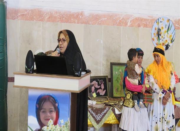 گزارش تصویری جشنواره غذا ٬ لباس محلی و صنایع دستی شهرستان خوسف