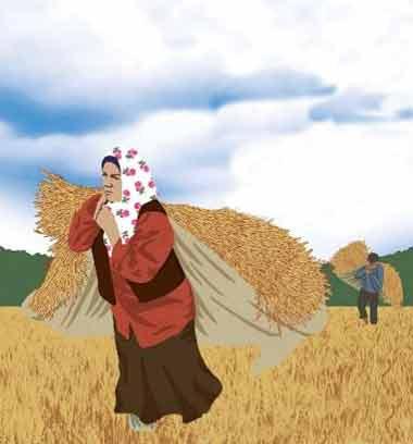 23 مهرماه روز جهاني زنان روستايي گرامي باد
